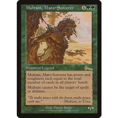 Multani, Maro-Sorcerer (MP)