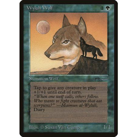 Wyluli Wolf (HP)