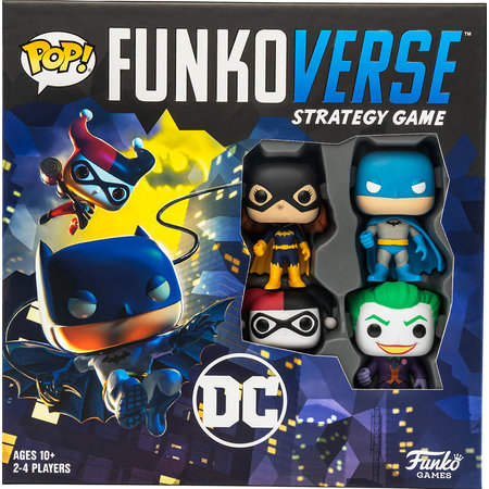 Funkoverse Strategy Game - DC Comics