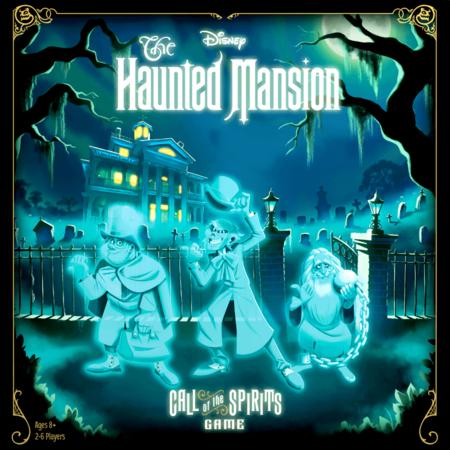 Disney Haunted Mansion Game