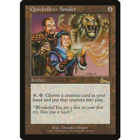 Quicksilver Amulet (MP)