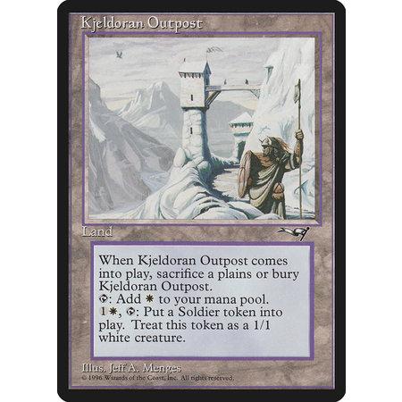 Kjeldoran Outpost (LP)