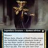 Atris, Oracle of Half-Truths