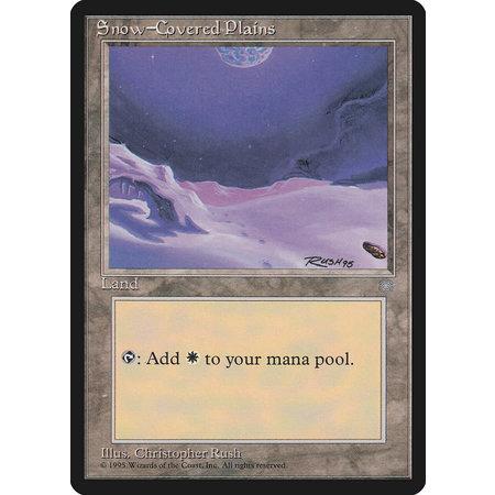 Snow-Covered Plains (MP)