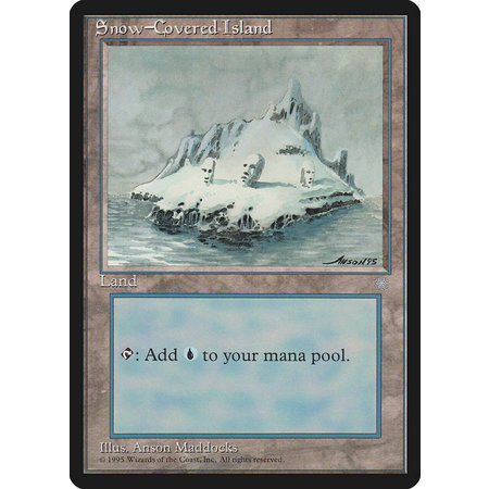 Snow-Covered Island (HP)
