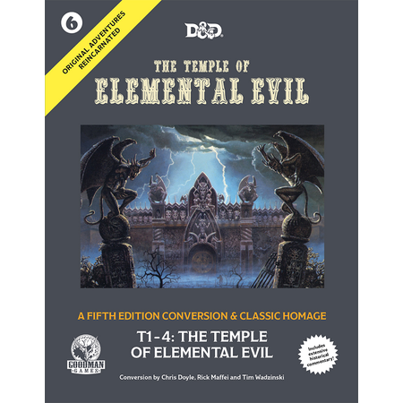 Original Adventures Reincarnated - #6 Temple of Elemental Evil