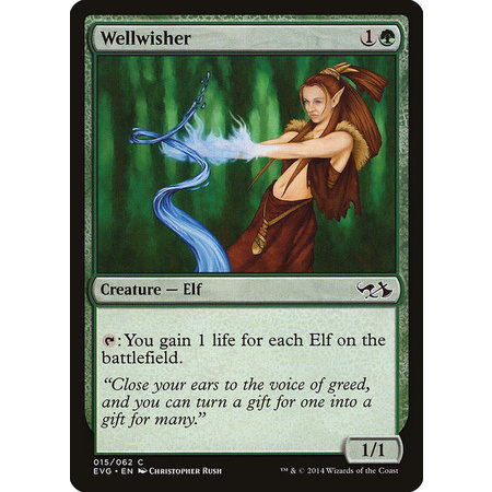 Wellwisher