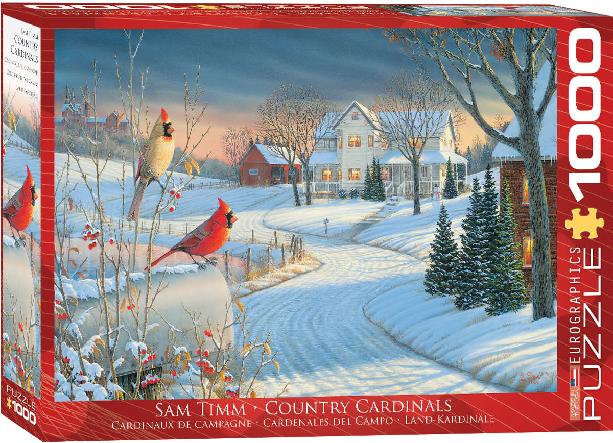1000 - Country Cardinals