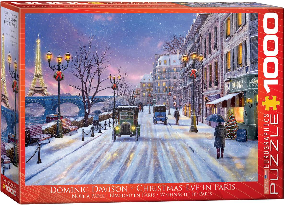 1000 - Christmas Eve in Paris