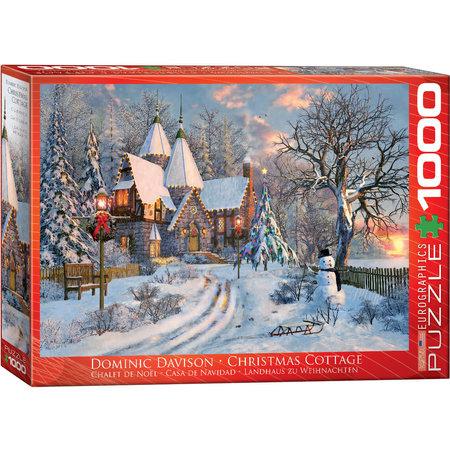 1000 - Christmas Cottage