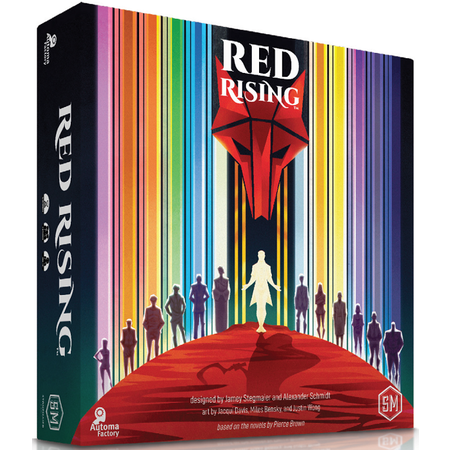 PREORDER - Red Rising