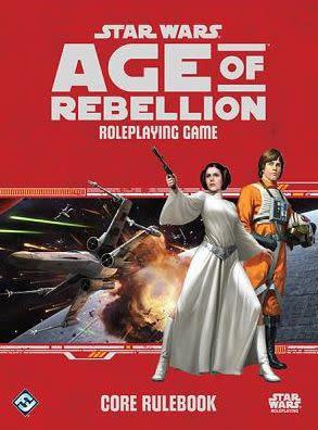 Age of Rebellion: Core Rulebook