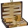 "Backgammon - 9"" Brown Map"