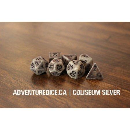RPG Set - Coliseum Silver