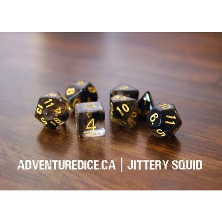 RPG Set - Jittery Squid