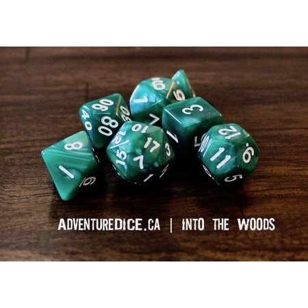 RPG Set - Into the Woods