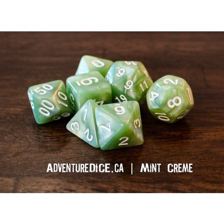 RPG Set - Mint Creme