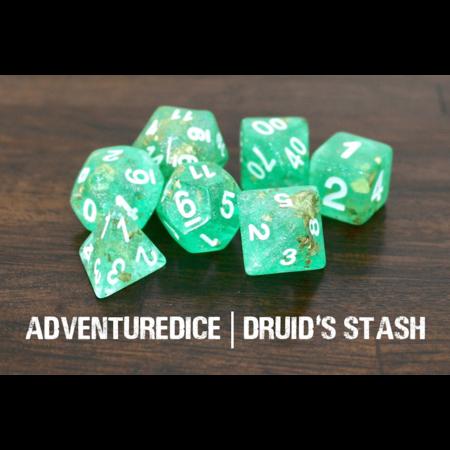 RPG Set - Druid's Stash