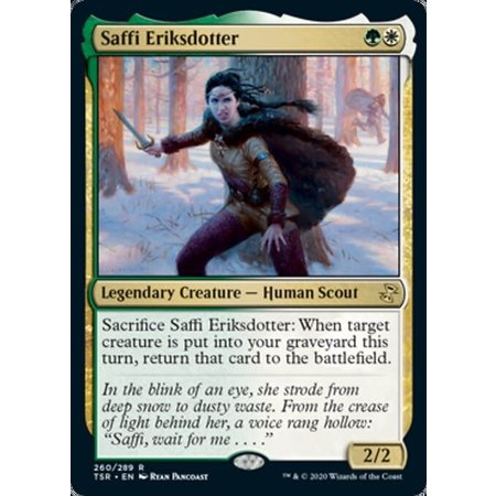 Saffi Eriksdotter - Foil