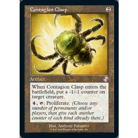 Contagion Clasp