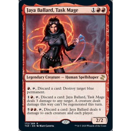 Jaya Ballard, Task Mage