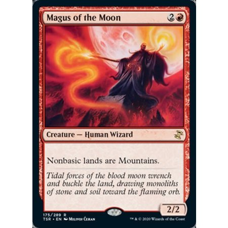 Magus of the Moon