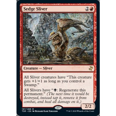 Sedge Sliver