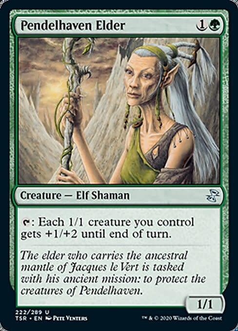 Pendelhaven Elder