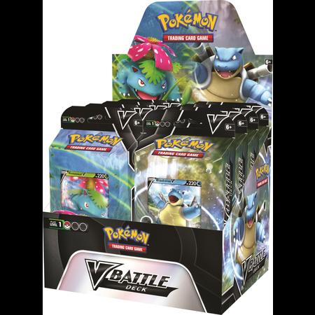 Pokemon V Battle Deck - Blastoise