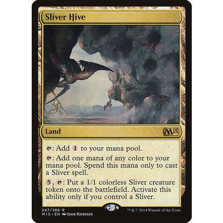Sliver Hive (LP)