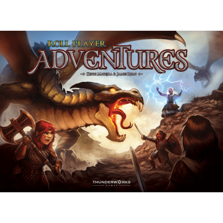 Roll Player: Adventures