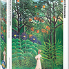1000 - Woman in an Exotic Forest (Rousseau)