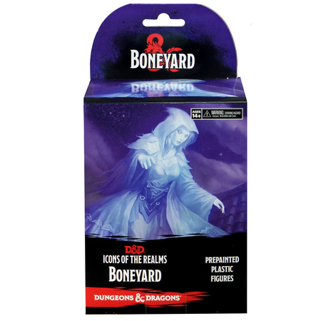 Icons of the Realms: Boneyard - Booster Pack