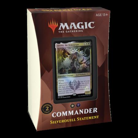 MTG Commander 2021- Silverquill Statement