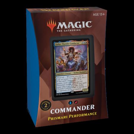 MTG Commander 2021- Prismari Performance