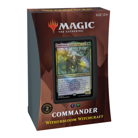 MTG Commander 2021- Witherbloom Witchcraft