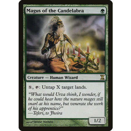 Magus of the Candelabra