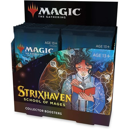 MTG Booster Box - Strixhaven Collector Booster