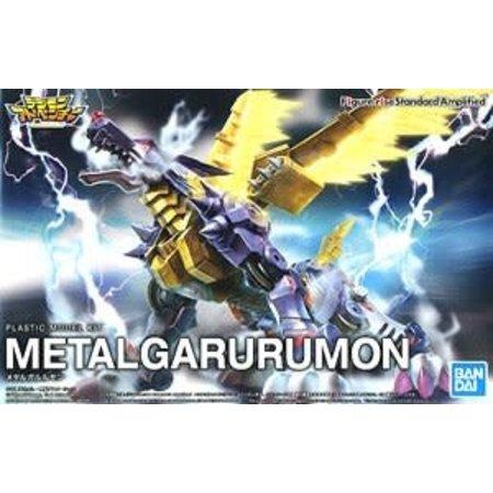 Figure-rise METAL GARURUMON (AMPLIFIED)