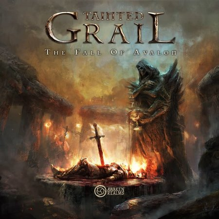 PREORDER - Tainted Grail: The Fall Of Avalon