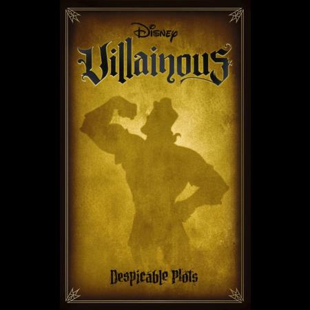 PREORDER - Villainous: Despicable Plots