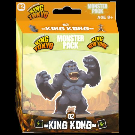 King of Tokyo/New York - King Kong Monster Pack