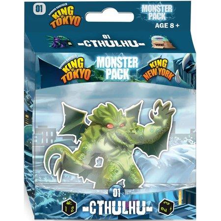 King of Tokyo/New York - Cthulhu Monster Pack
