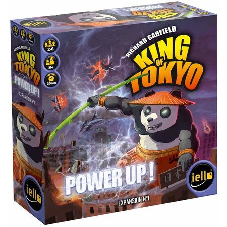 King of Tokyo - Power Up Expansion