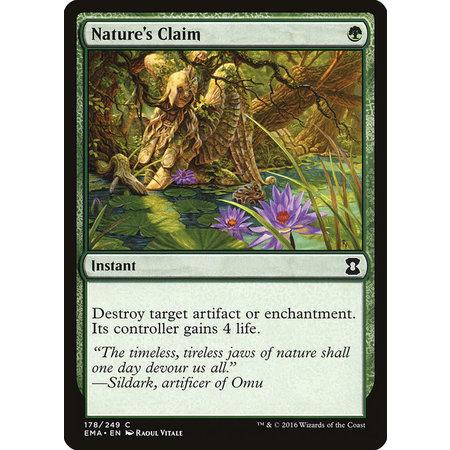 Nature's Claim - Foil