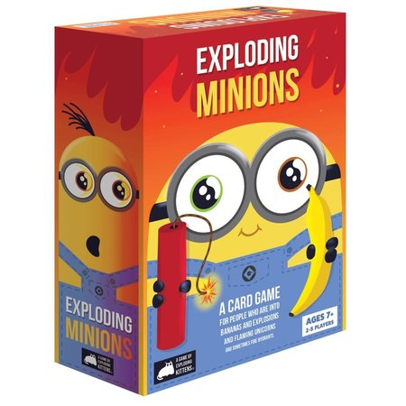 Exploding Minions