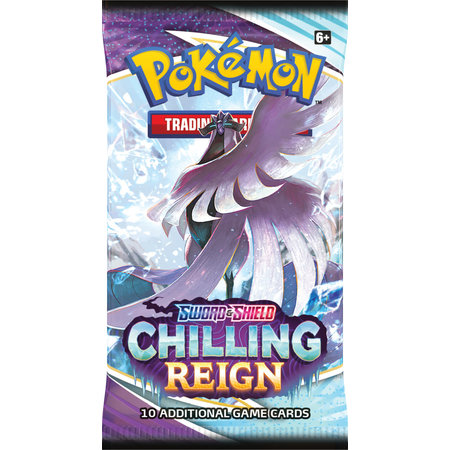 Pokemon Booster Pack -  Chilling Reign