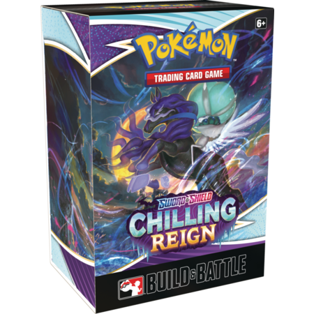 Pokemon Build & Battle Box - Chilling Reign