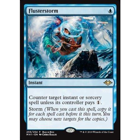 Flusterstorm - Buy-a-Box Promo