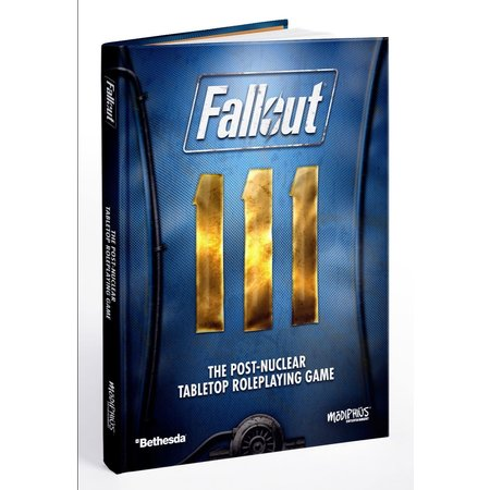 PREORDER - Fallout: The RPG Core Book
